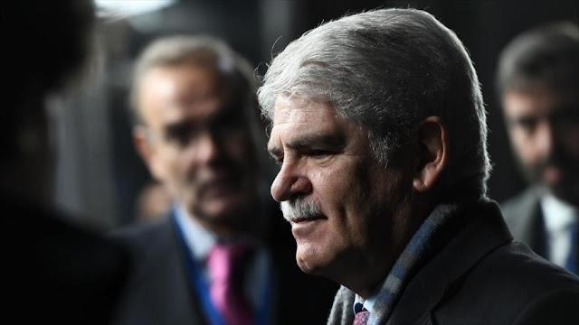 España defiende sanciones a Venezuela como 'incentivo' al diálogo