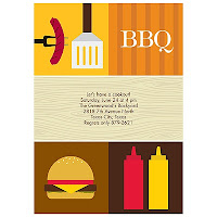 all about bbq invite