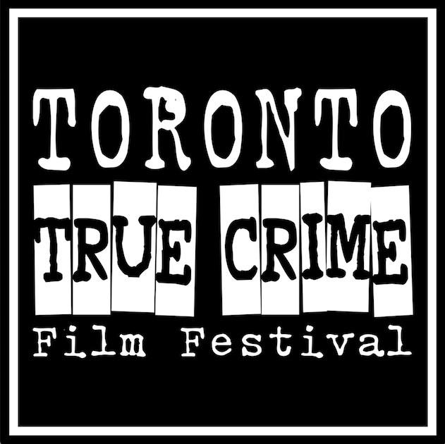 toronto true crime film festival poster