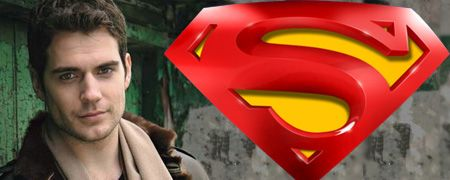 Henry Cavill es Superman en man of steel