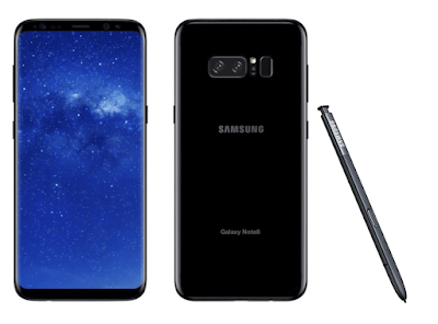 Samsung Galaxy Note 8 Tutorial