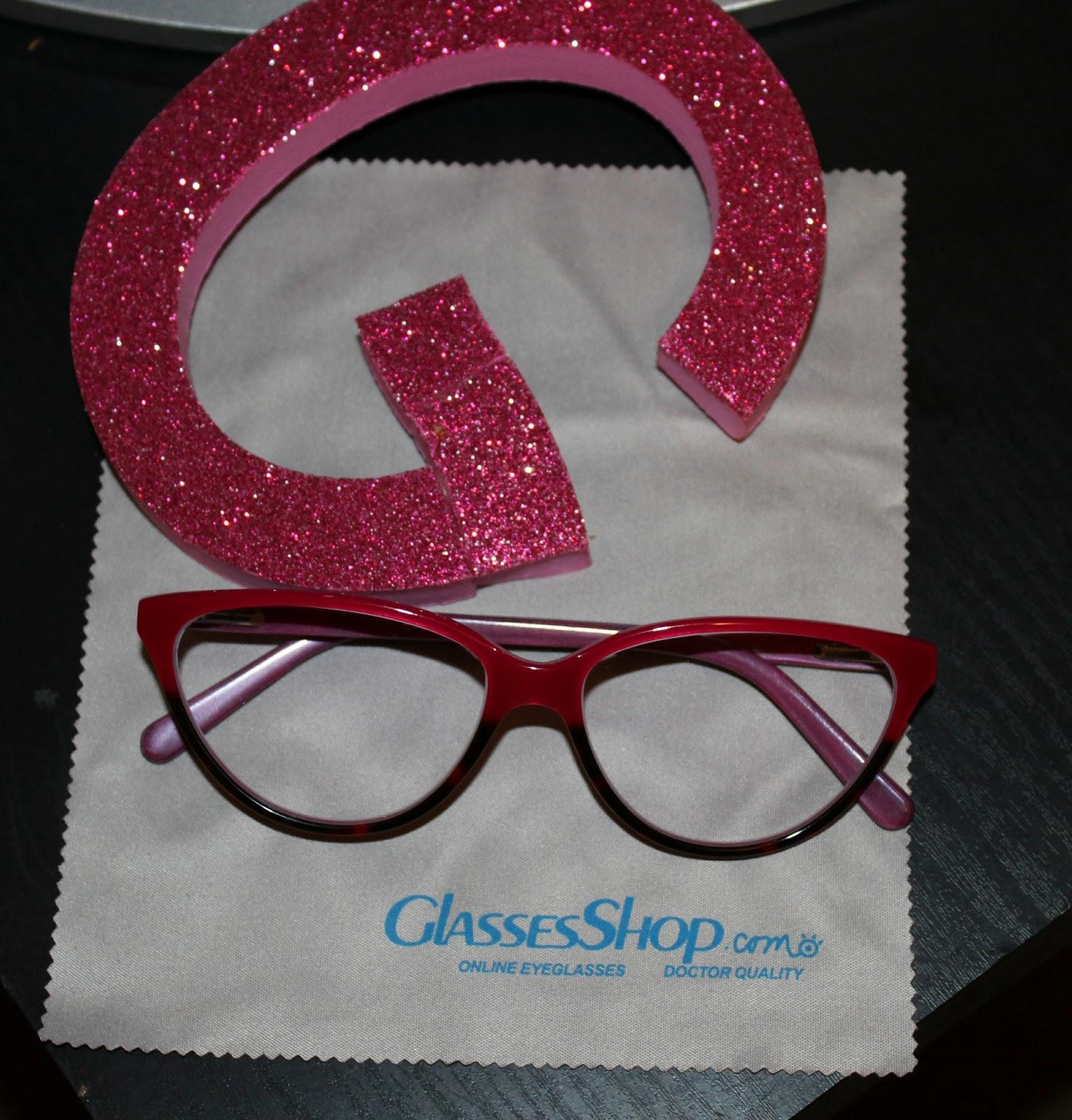 GlassesShop Eyeglasses Review - Tipsy Heelz