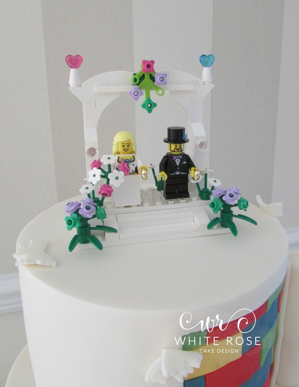 Wedding Cakes Huddersfield Archives - Page 4 of 4 - White Rose Cake ...