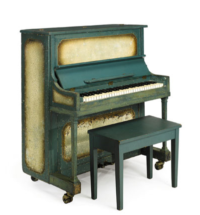 THE VIEW FROM FEZ: Casablanca Piano For Sale For Around a