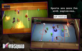 Bombsquard Mod Apk 1.4.140 Pro Edition Free Download