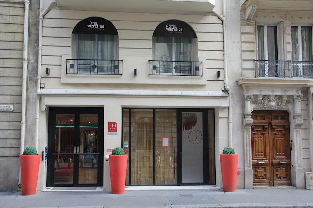 Hotel Westside Arc De Triomphe