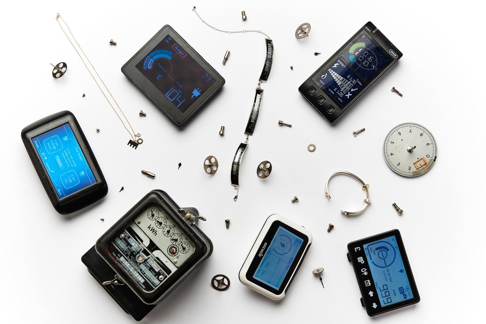 smart meter design jewellery