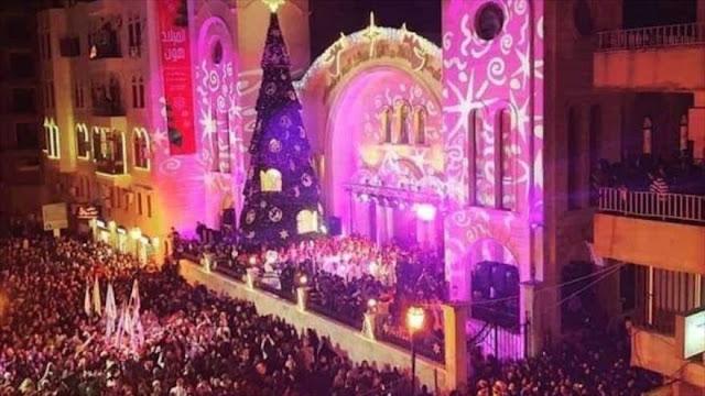 Cristianos sirios se preparan para Navidad tras años de guerra