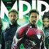 6 couvertures exclusives pour Avengers : Infinity War de Anthony et Joe Russo