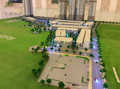 Phối cảnh FLC Garden City