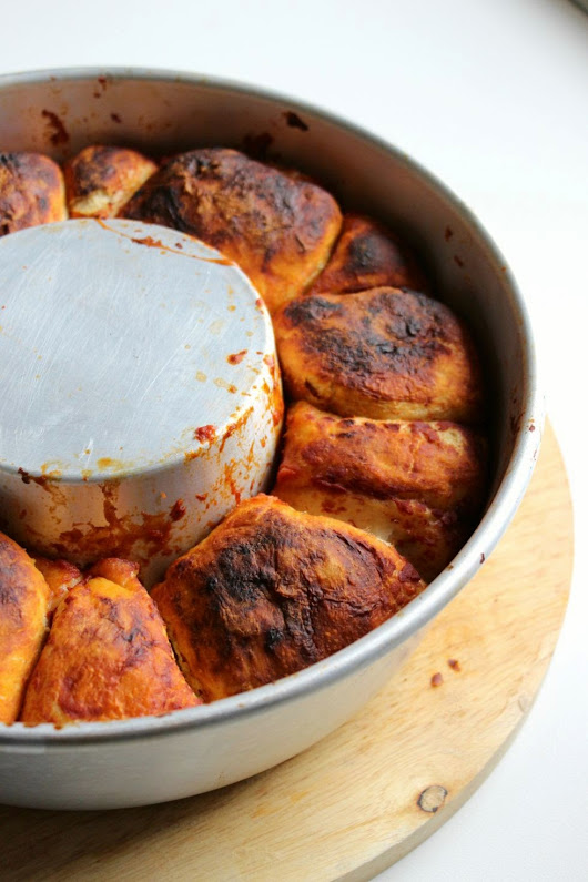 CooktheLook: Monkey bread pizza