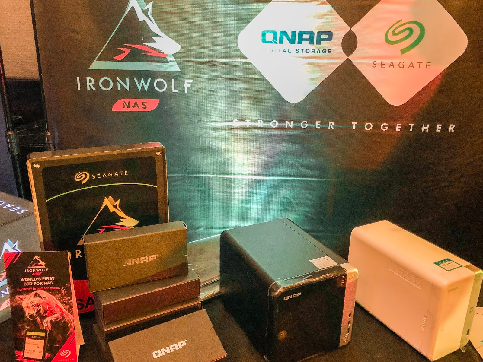 Seagate Levels Up Data Creation with their Newest Lineup of Storage Solutions