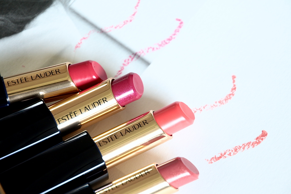 estee lauder pure color envy shine rouge à lèvres avis test swatch