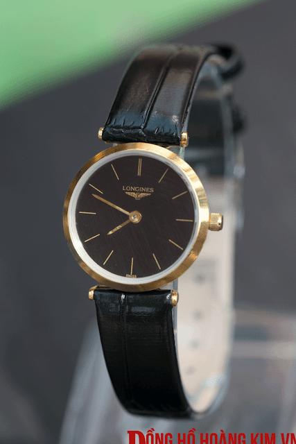 Đồng hồ nữ Longines dây da giá rẻ dưới 2 triệu