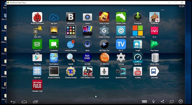 5 Emulator Android Terbaik Di PC