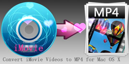 Convert iMovie Files to MP4 on Mac OS X with Two Solutions