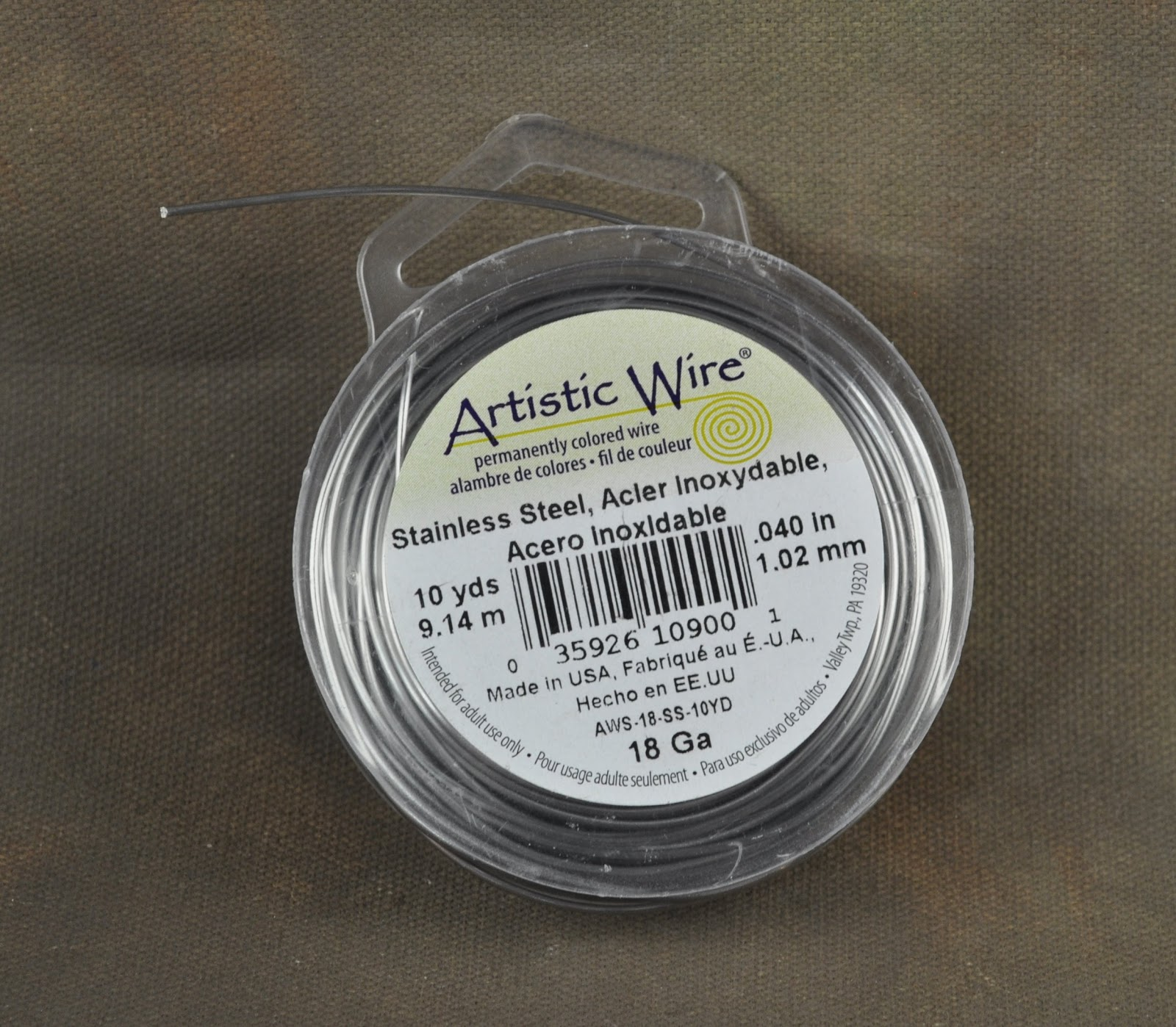 The Beadful Life @ BeadFX: Stainless Steel Artistic Wire for Lampworking