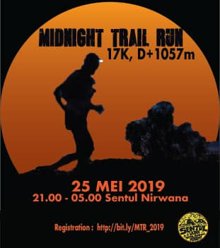 Midnite Trail Run • 2019
