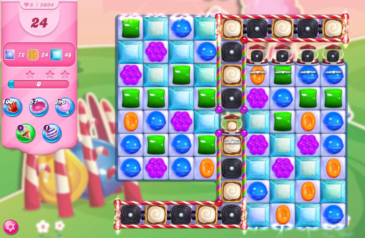 Candy Crush Saga level 5094