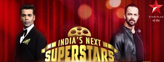 Indias Next Superstars HDTV 480p 200MB 17 February 2018