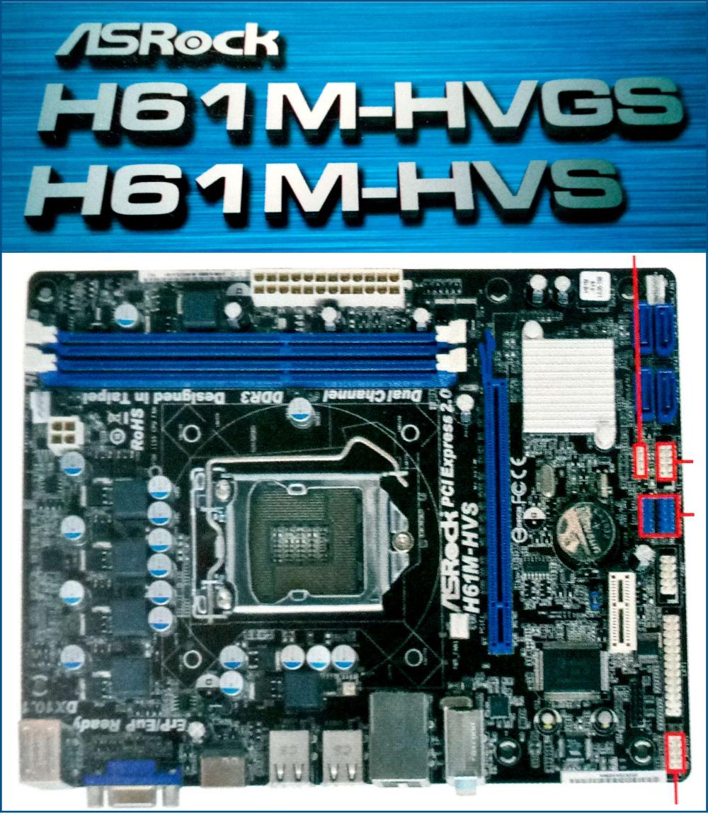 H61m-hvs audio driver software