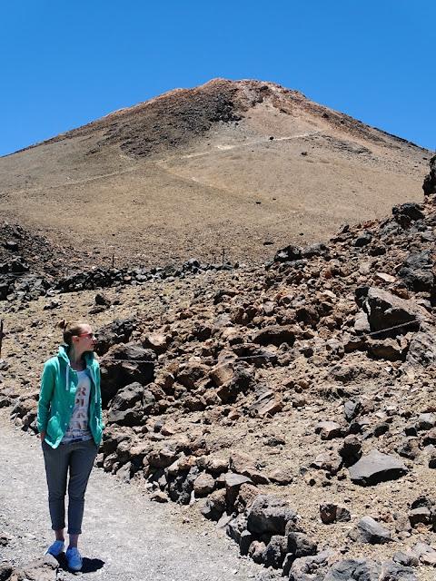 Zwiedzamy Park Teide