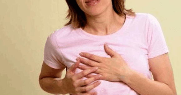 Kenali Faktor Penyebab Payudara Sakit