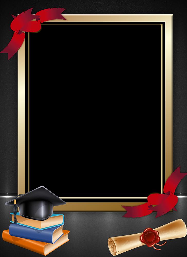 Marco creativo para tus graduaciones - Marcos en psd y png para ...