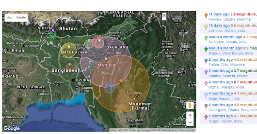 eartquake risk in bangladesh A link to the most recent earth quakes in arizona.