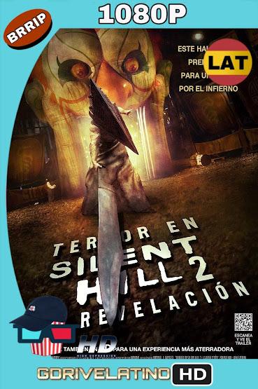 Terror en Silent Hill 2: La Revelación (2012) BRRip 1080p Latino-Ingles MKV