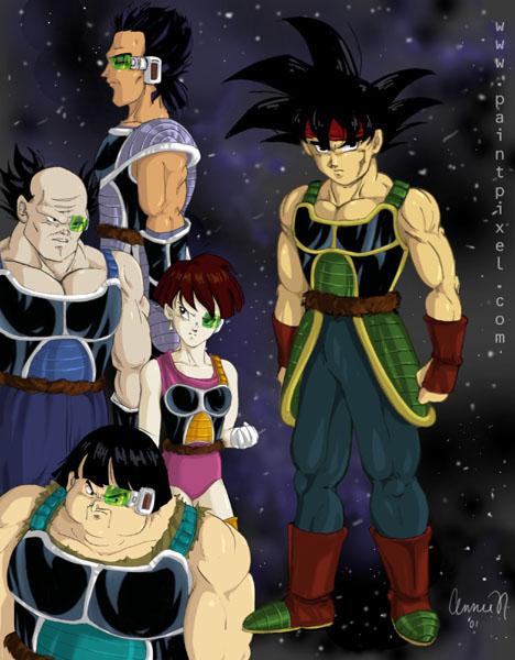 Middlejapan 0: Dragon Ball: Episode of Bardock (especial ...