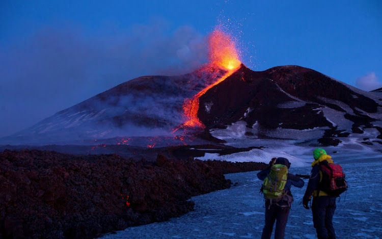 Resultado de imagen para vulcanologia