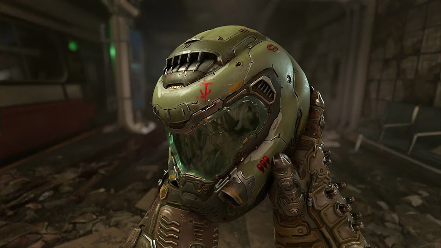 doom eternal doomguy returns