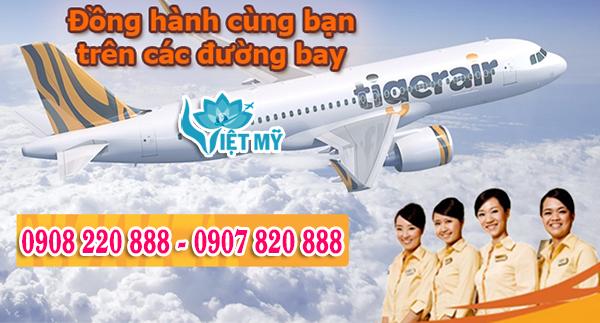Vé máy bay đi Kuala Lumpur Tiger Air