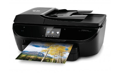 HP ENVY 7640 e-All-in-One Printer series Review - Free Download Driver