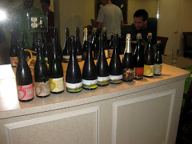 Probably the best tasting I have been to.