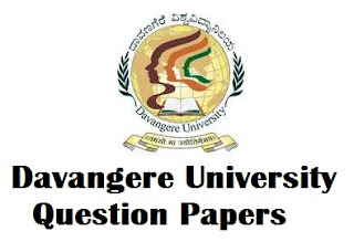 Davangere University Old Question Papers Download