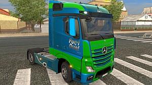 Duel Fuel 2 Mercedes MP4