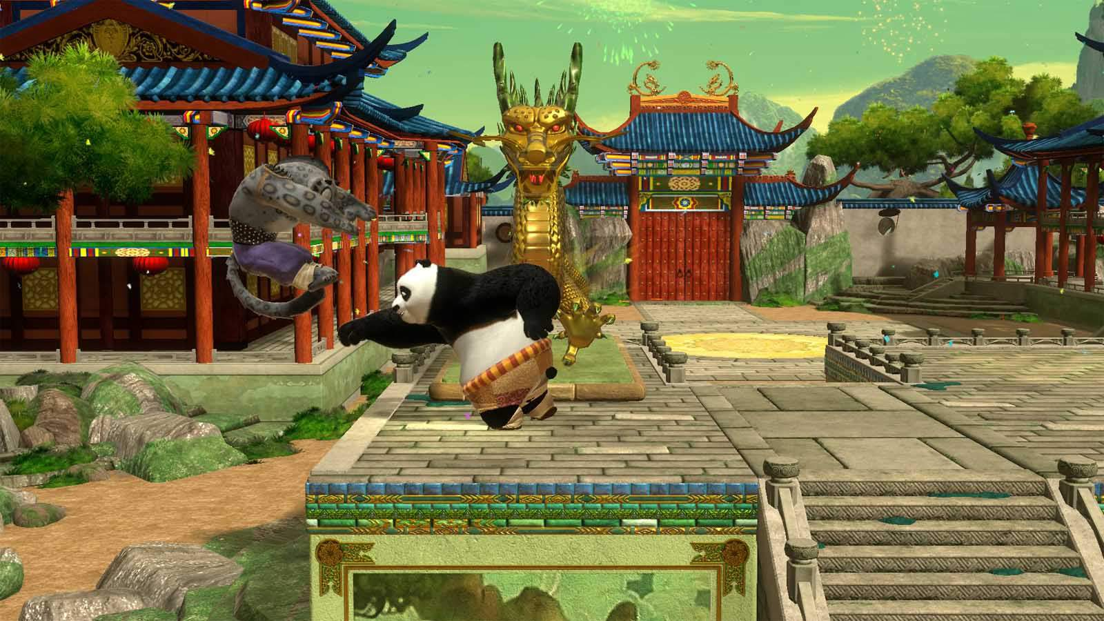 تحميل لعبة kung Fu Panda Showdown of Legendary Legends مضغوطة كاملة بروابط مباشرة مجانا