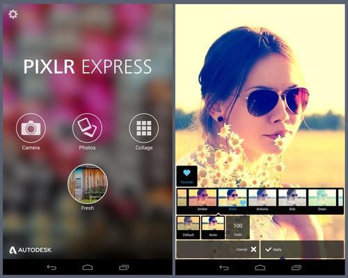 bisa menjadi pilihan untuk mengedit foto anda bersama sahabat 3 Aplikasi Editing Foto For Android, Canggih!