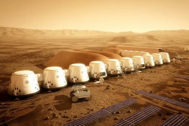 Mars One أيها المريخ نحن قادمون!