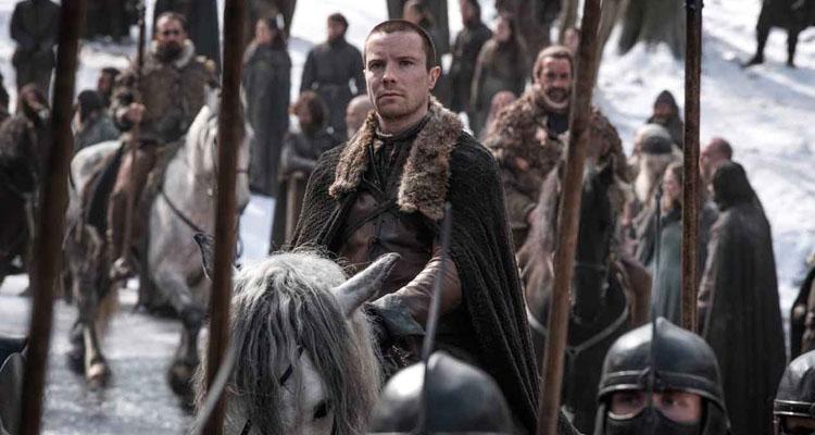 Juego de Tronos 8x01: Gendry