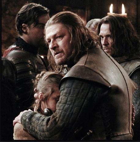 Ned Stark - Game of Thrones Season 1 Episode 1