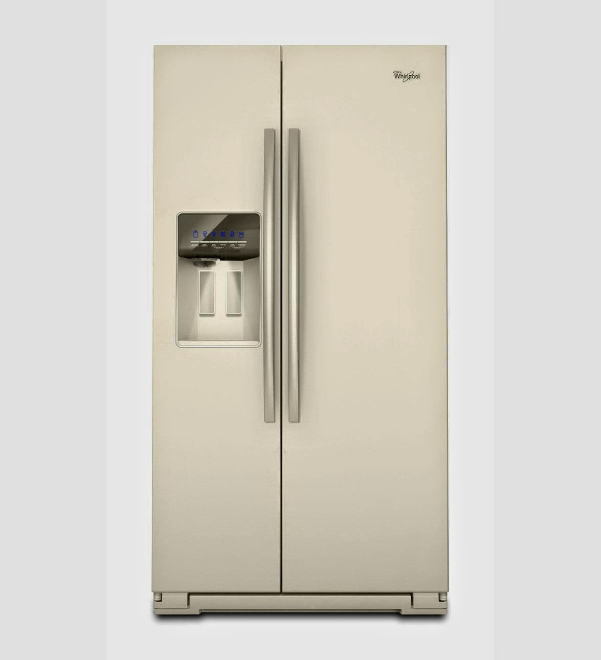 Whirlpool refrigerators whirlpool side by side refrigerators - Whirlpool side by side ...