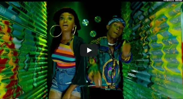 Download Video | Frida Amani ft Giftedson - Pull Up