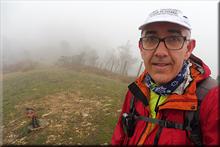 Zalbizkar (San Kristobal) mendiaren gailurra 1.046 m. - 2017ko abenduaren 22an