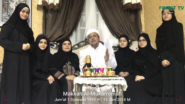 Kemenlu: Putri Rizieq Shihab Dilarang Nyebrang ke Yaman oleh Pemerintah Oman