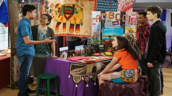 Girl Meets World - Girl Meets the Great Lady of New York - Review