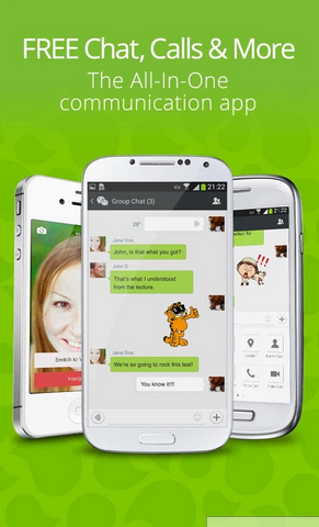 Wechat%2BAndroid%2BChating%2BApp WeChat v5.2 Android Full APK Apps