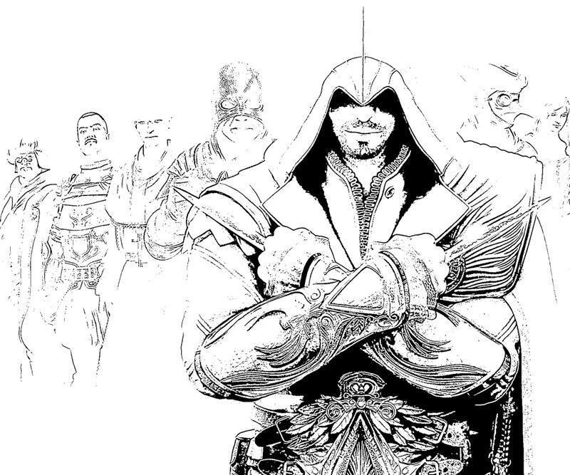 assassins creed 2 brother  yumiko fujiwara